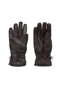 Bogner - Rękawice narciarskie BOGNER SANNA. Materiał: skóra. Technologia: Primaloft. Wzór: motyw zwierzęcy. Sport: narciarstwo