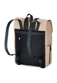 Beżowy plecak na laptopa hama elegancki