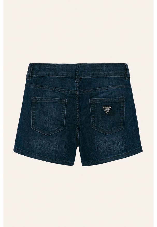 Niebieskie spodenki Guess Jeans