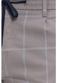TOMMY HILFIGER - Tommy Hilfiger - Spodnie. Okazja: na co dzień. Kolor: szary. Materiał: tkanina. Styl: casual
