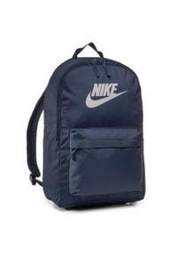 Nike - Plecak NIKE - BA5879 451 Granatowy. Kolor: niebieski. Materiał: materiał