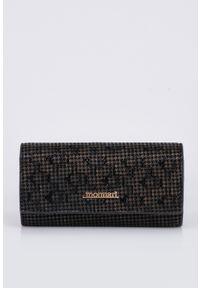 Srebrny portfel Monnari