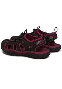 Czarne sandały keen casualowe, na co dzień