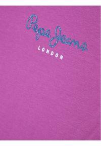 Fioletowa bluzka Pepe Jeans #3