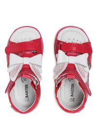 Różowe sandały Bartek