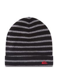 Czarna czapka zimowa Quiksilver