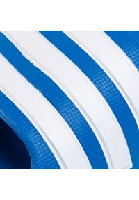 Niebieskie klapki Adidas klasyczne