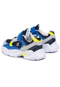 Champion Sneakersy Low Cut Shoe Philly B Ps S31932-S20-BS501 Kolorowy. Wzór: kolorowy