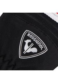 Rossignol - Rękawice narciarskie ROSSIGNOL - Tech Impr G RLJYG01 Lava Orange 426. Kolor: czarny. Materiał: elastan, poliester, materiał, poliamid