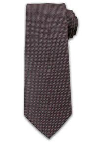 Uniwersalny Krawat Męski z Delikatnym Deseniem - Chattier - Neutralny Kolorystycznie. Kolor: wielokolorowy. Materiał: tkanina. Styl: wizytowy, elegancki