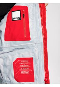 Musto Kurtka żeglarska Offshore 80823 Czerwony Regular Fit. Kolor: czerwony. Sport: żeglarstwo