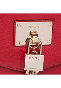 Czerwona torebka DKNY #6