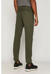 medicine - Medicine - Spodnie Comfort Up. Okazja: na co dzień. Kolor: zielony. Styl: casual