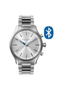 Kronaby Połączony wodoodporny zegarek A1000-0556 szekli. Styl: retro