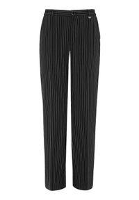 Spodnie Cellbes z podwyższonym stanem, eleganckie, w prążki