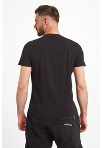 T-shirt Just Cavalli z nadrukiem