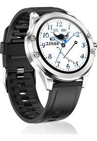 Smartwatch Senbono S11 Smart Czarny (27635). Rodzaj zegarka: smartwatch. Kolor: czarny