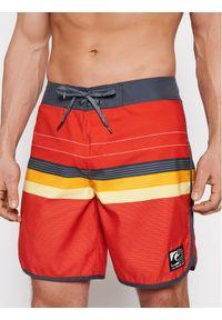 Quiksilver Szorty kąpielowe Everyday More Core 18 EQYBS04586 Czerwony Regular Fit. Kolor: czerwony