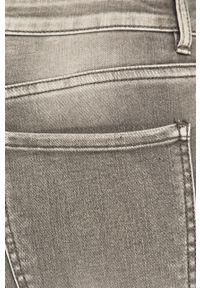 Szare jeansy Vila