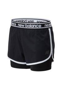 New Balance - NEW BALANCE > WS01177BK. Materiał: elastan, poliester. Sport: fitness
