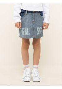 Niebieska spódniczka Guess