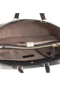 Czarna torebka klasyczna TwinSet
