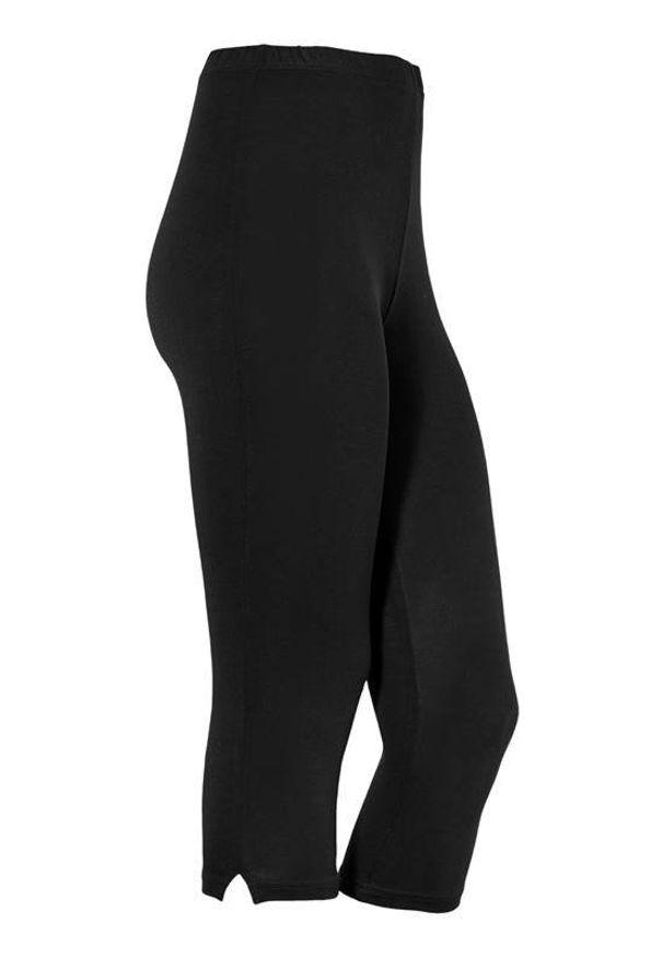 Cellbes Legginsy Czarny female czarny 54/56. Kolor: czarny. Materiał: jersey, guma