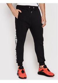 Czerwone spodnie dresowe Alpha Industries