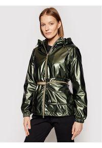 Zielona kurtka przejściowa Geox