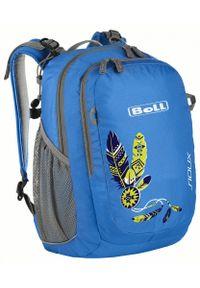 Niebieski plecak Boll casualowy