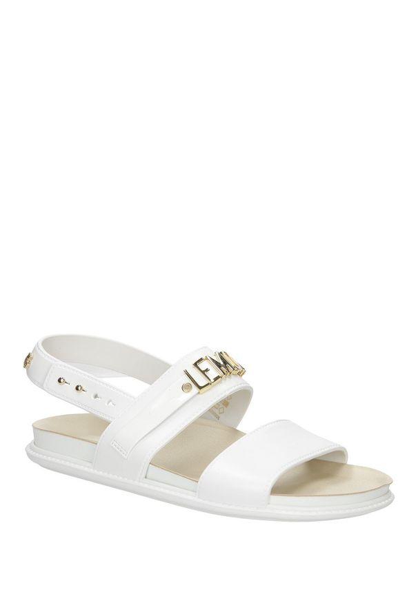 Białe sandały Lemon Jelly na lato