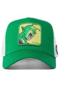 CapsLab - Czapka z daszkiem CAPSLAB - Dragon Ball Z Piccolo CL/DBZ2/1/PIC1 Green. Kolor: zielony. Materiał: materiał, bawełna, poliester