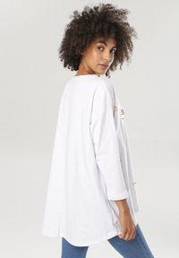 Biała tunika Born2be
