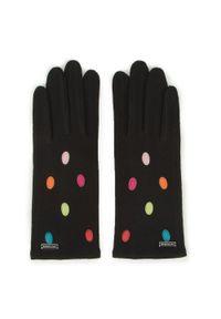Rękawiczki Wittchen w kolorowe wzory, klasyczne