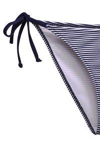 Niebieski strój kąpielowy TOP SECRET w paski