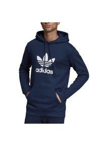 Bluza Adidas długa, z aplikacjami, klasyczna, z długim rękawem