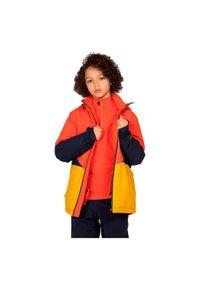 Kurtka dla dzieci narciarska Protest Dash 6811202. Materiał: poliester, materiał. Sezon: lato, zima. Sport: narciarstwo