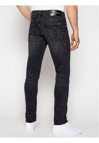 Calvin Klein Jeans Jeansy J30J315566 Czarny Slim Fit. Kolor: czarny