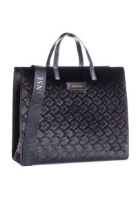 Czarna torebka klasyczna TwinSet klasyczna