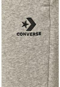 Converse - Spodnie. Kolor: szary