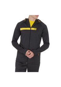 Bluza męska Energetics Birg 294918. Typ kołnierza: kaptur. Materiał: materiał, poliester