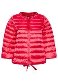 Marella Kurtka puchowa Cico 34810114 Czerwony Regular Fit. Kolor: czerwony. Materiał: puch