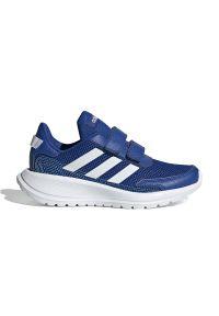 Adidas - adidas Tensor > EG4144. Zapięcie: rzepy. Szerokość cholewki: normalna. Wzór: paski