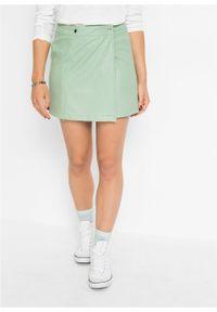 Zielona spódnica bonprix