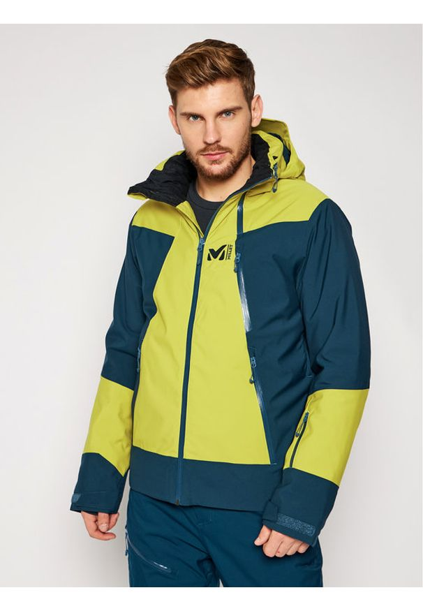 Millet Kurtka narciarska Alagna MIV8761 Kolorowy Regular Fit. Wzór: kolorowy. Sport: narciarstwo