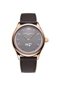 FREDERIQUE CONSTANT RABAT ZEGAREK FC-287BG5B4. Rodzaj zegarka: smartwatch. Styl: klasyczny, elegancki
