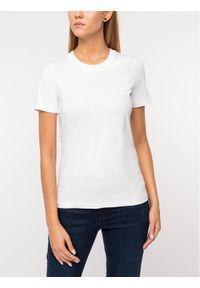 Biały t-shirt Escada Sport sportowy