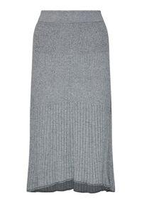 Szara spódnica Calvin Klein