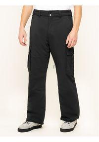 Billabong Spodnie snowboardowe Transport Q6PM10 BIF9 Czarny Regular Fit. Kolor: czarny. Sport: snowboard