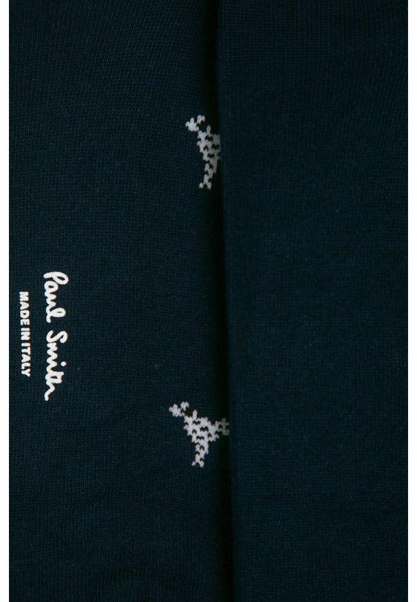 Niebieskie skarpetki Paul Smith